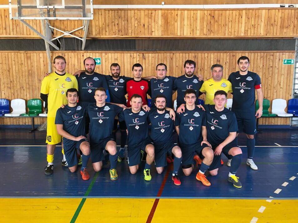Московский «Карабах» пробился в четвертьфинал Лиги чемпионов