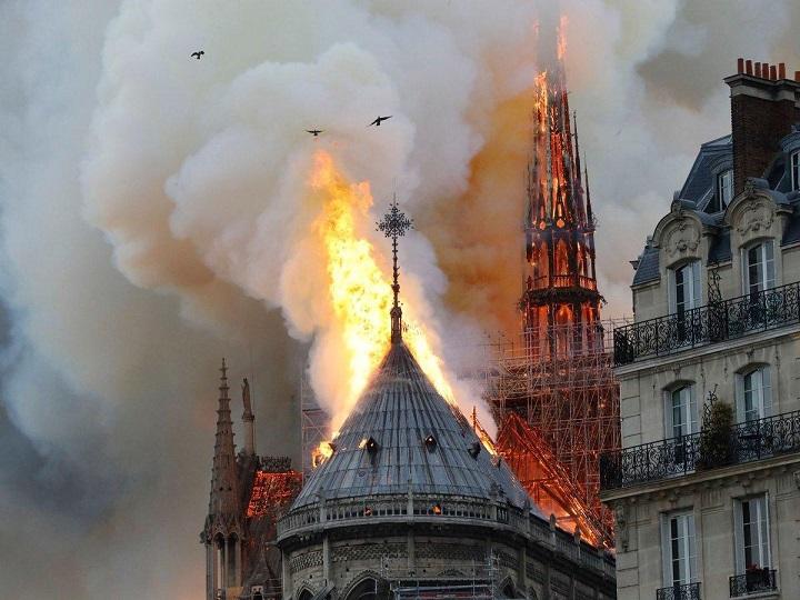 Paris meriyası Notr-Damın bərpasına 50 milyon avro ayıracaq
