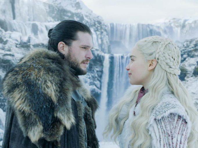 Сериал «Игра престолов» поставил новый рекорд - ВИДЕО