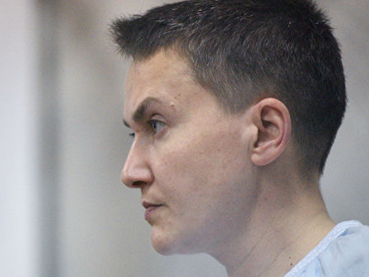Савченко намерена баллотироваться в Верховную раду