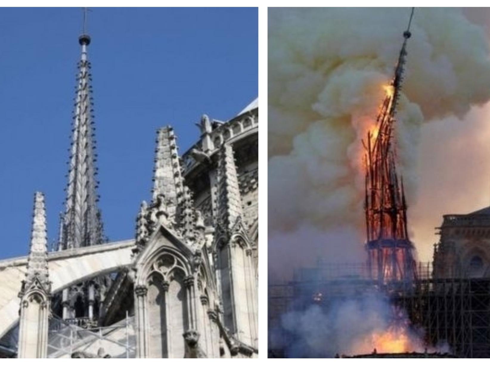 Собор Парижской Богоматери в фотографиях - ФОТО