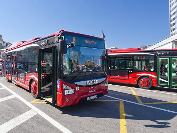 Какими дорогами будут ездить бакинские автобусы во время «Формулы-1»? – КАРТЫ