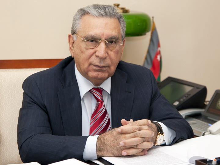 Сегодня - день рождения руководителя Администрации Президента Азербайджана, академика Рамиза Мехтиева
