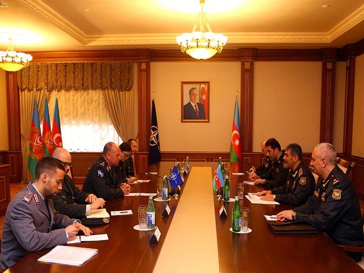 Azərbaycan-NATO əməkdaşlığının inkişaf perspektivlərimüzakirə edilib