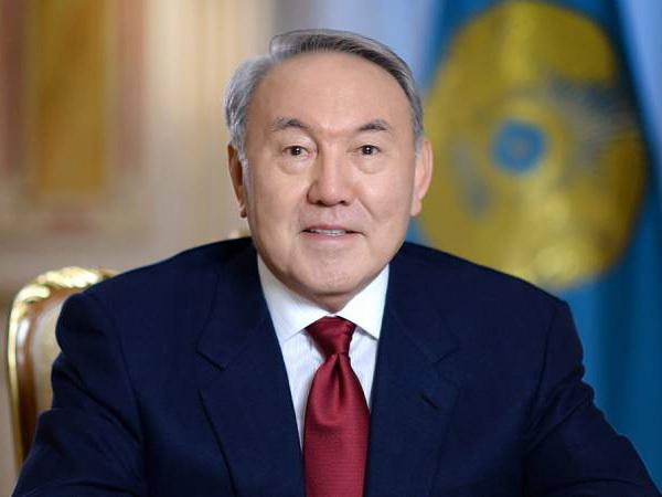 Назарбаев направил письма трем президентам Армении