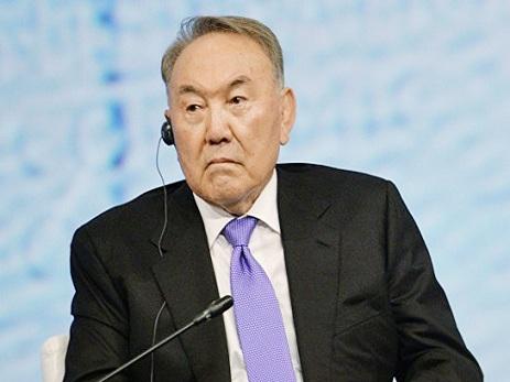 Nazarbayev Ermənistanın hər üç sabiq prezidentinə məktub göndərib