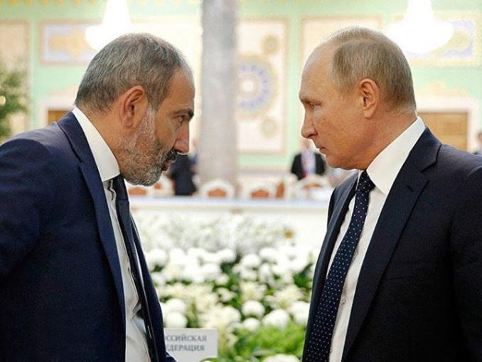 «Грапарак»: Осенью в Армению приедет Владимир Путин