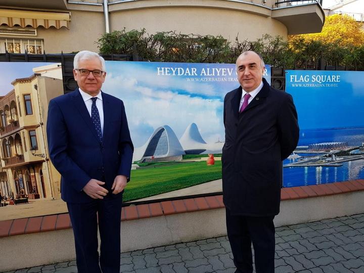 Глава МИД Польши о вкладе поляков в развитие архитектуры Баку