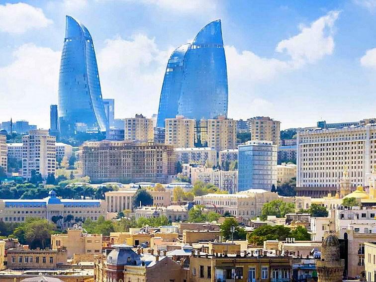 В Президентской библиотеке появился электронный ресурс «Баку» - ФОТО - ВИДЕО