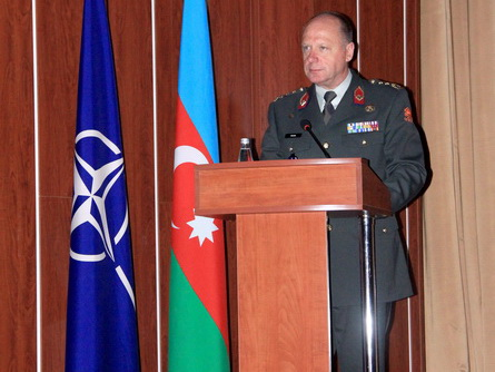 Гендиректор Международного военного штаба НАТО об отношениях Азербайджана с Североатлантическим альянсом – ФОТО