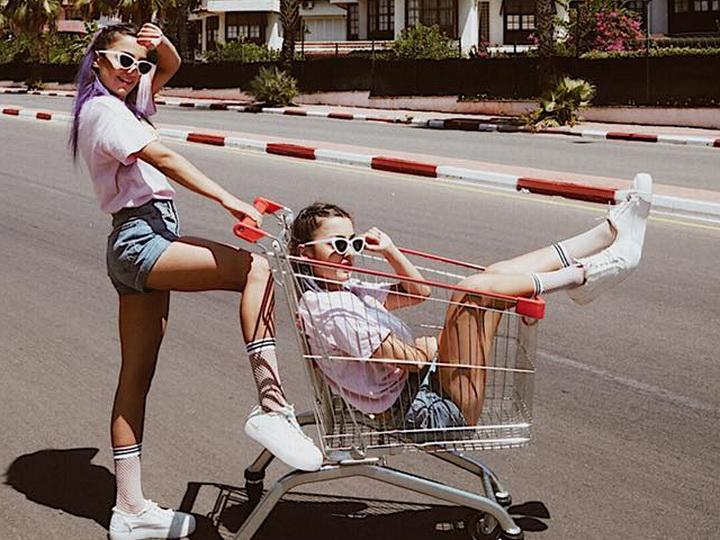AyFi Twins: танцующие близняшки Айдан и Фидан, мечтают об Америке и покоряют Youtube - ФОТО - ВИДЕО
