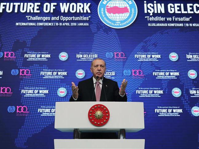 Эрдоган осудил двойные стандарты западных СМИ