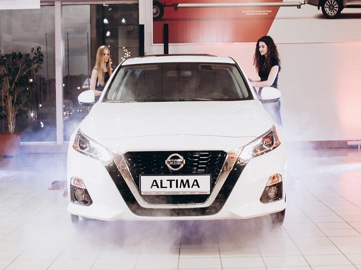 Tam yeni Nissan Altima 2019 artıq Azərbaycanda – FOTO – VİDEO