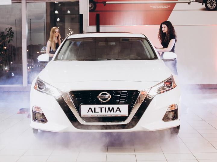 Новинка сезона - Nissan Altima 2019 – ФОТО – ВИДЕО