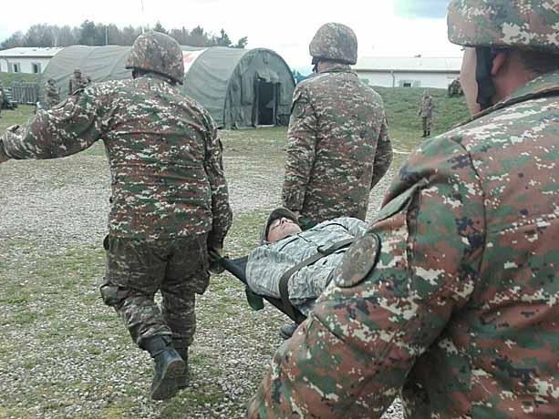 Раненый военнослужащий скончался в Ереване – ОБНОВЛЕНО