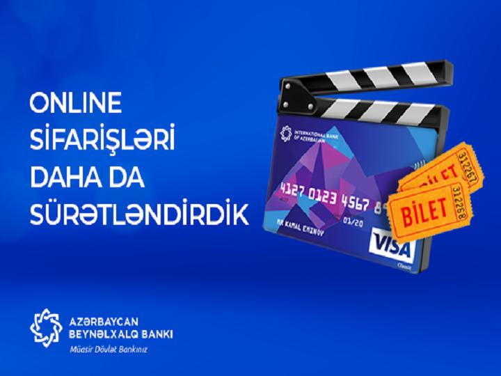 Azərbaycan Beynəlxalq Bankından elektron kommersiya portalları üçün yeni xidmət
