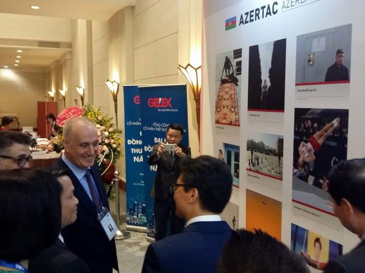 В Ханое под председательством АЗЕРТАДЖ начало работу 44-е заседание Исполнительного Комитета OANA - ФОТО