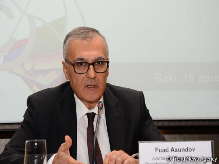 PA rəsmisi: Erməni saxtakarlığı nasizmin bir qoludur, Ermənistanda nasizm qalib gəlib