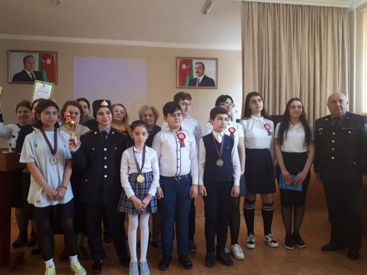 Вагиф Асадов: Все больше детей в Баку изучают правила дорожного движения - ФОТО