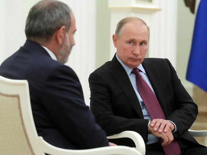 Putin və Paşinyan gələn ay görüşəcək