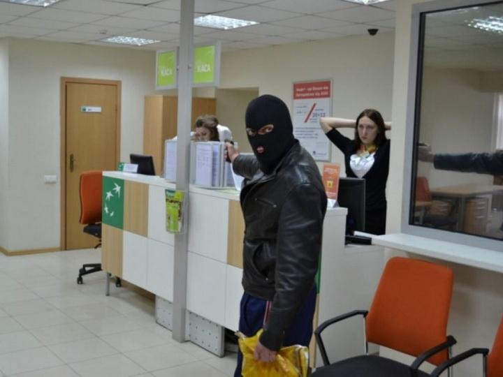 В Тбилиси совершен налет на один из крупнейших банков