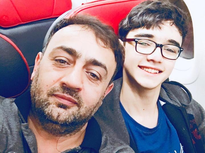 Uğurlar, Uğur! Отец юного азербайджанца, поступившего в один из лучших вузов Турции, рассказал о сыне - ФОТО