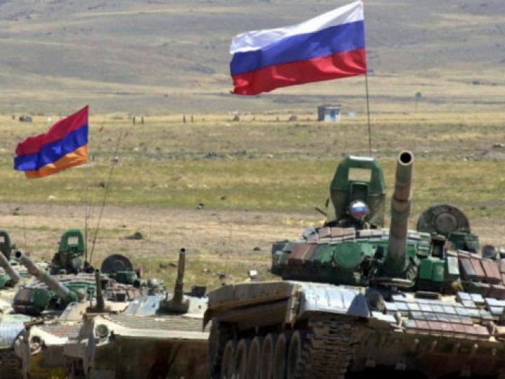 Россия и Армения планируют увеличить интенсивность совместных военных учений