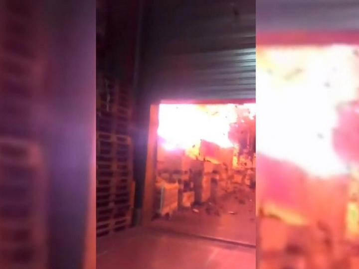 Пожар во Франции уничтожил около 2 миллионов бутылок вина - ВИДЕО