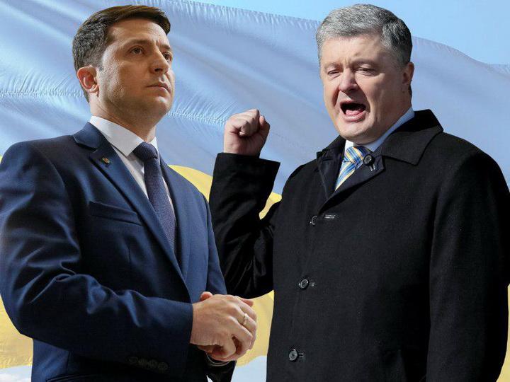 Главные дебаты: Порошенко vs Зеленский - ВИДЕО