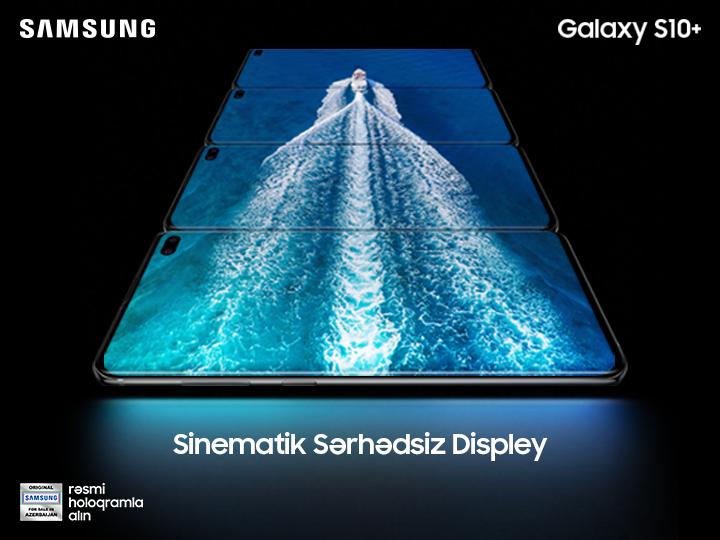 Samsung Galaxy S10 – təkmilləşdirmənin 10 ili