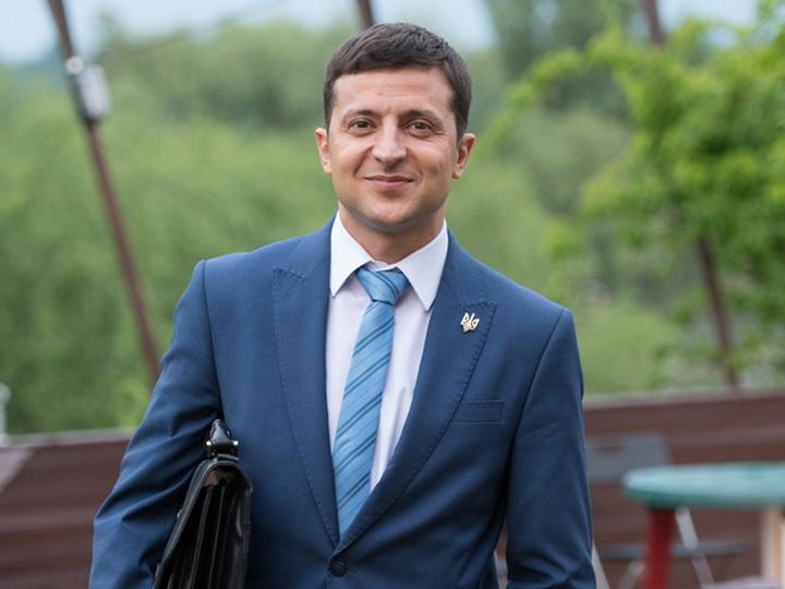 Зеленский представил членов своей команды