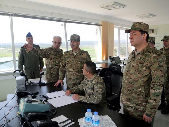 Министр обороны принял участие в открытии учебно-тренировочного центра ВВС – ВИДЕО – ФОТО