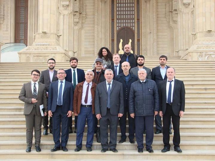 Арье Гут: «Израильские журналисты своими глазами увидели вандализм и жестокость армянских оккупантов» - ФОТО