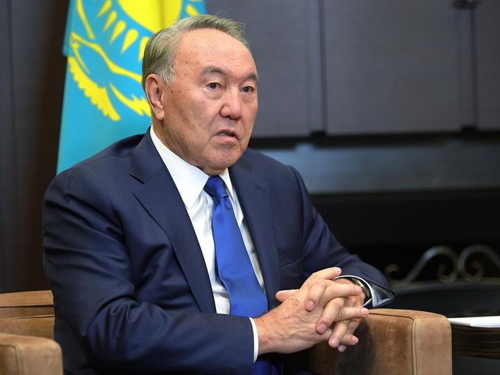 Нурсултан Назарбаев. Человек, сотворивший историю Казахстана