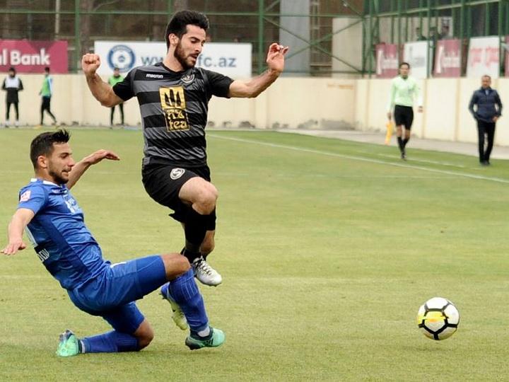 Супергол тебризского футболиста в азербайджанской премьер-лиге – ВИДЕО