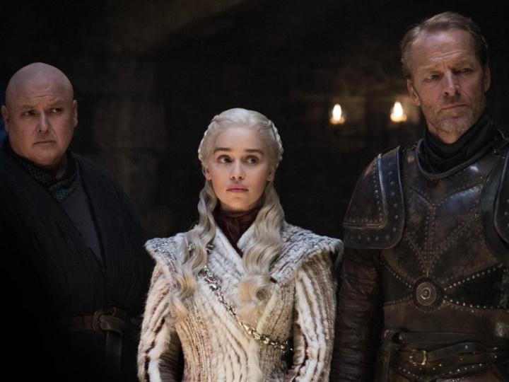 HBO опубликовал кадры из нового эпизода «Игры престолов» - ФОТО