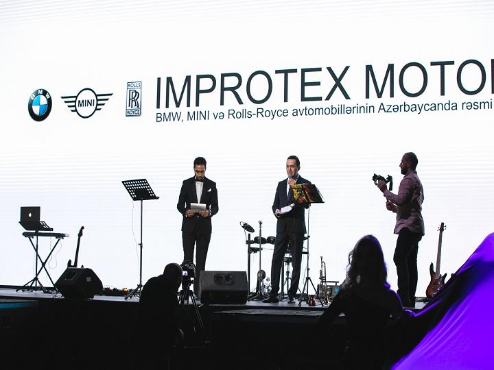 """""""Elektra Hall""""da lüks sinifinin yeni flaqmanları BMW X7 və BMW 7-ci seriya avtomobillərinin təqdimatı olub – FOTO"""