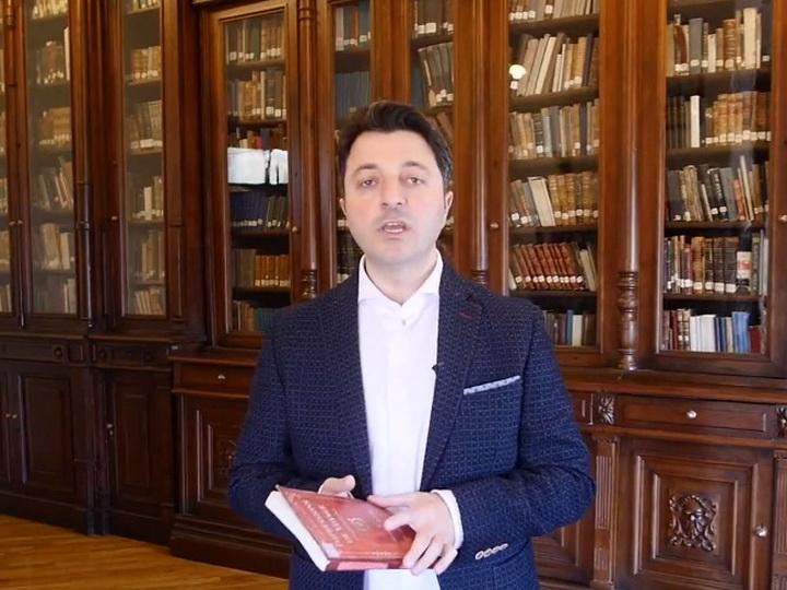 Турал Гянджалиев о встрече Дюма с Хуршудбану Натаван - ВИДЕО