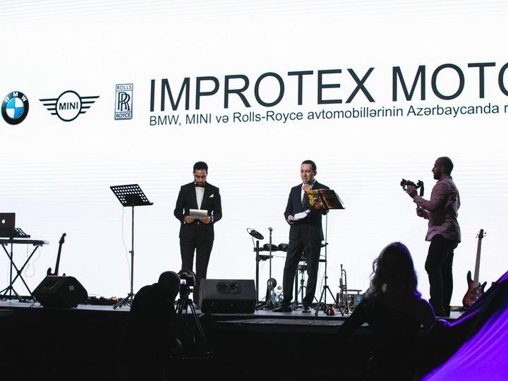 В Elektra Hall были презентованы новые флагманские модели класса люкс BMW X7 и BMW 7 серии – ФОТО