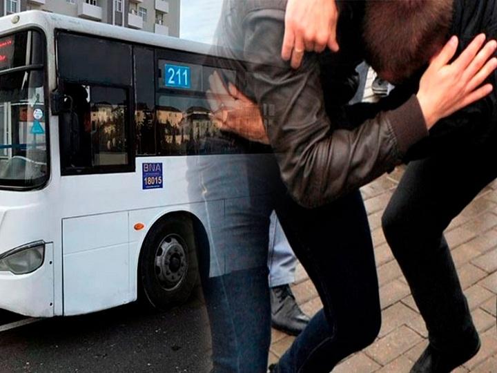 Bakıda avtobus sürücülərinin qanlı davası