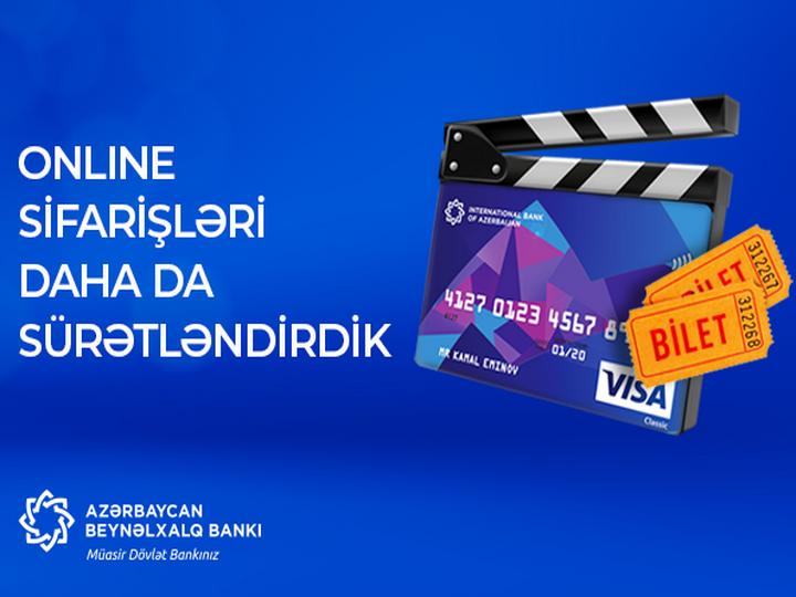 Новая услуга для электронных коммерческих порталов от Международного банка Азербайджана