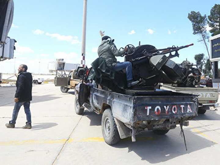 Число жертв конфликта в Ливии возросло до 220 человек