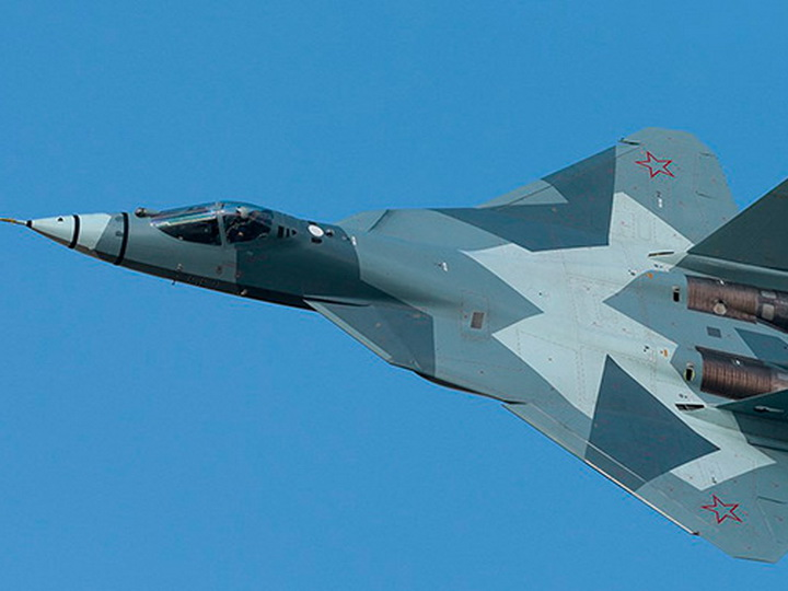 Турция может приобрести российские истребители пятого поколения Су-57 - ФОТО
