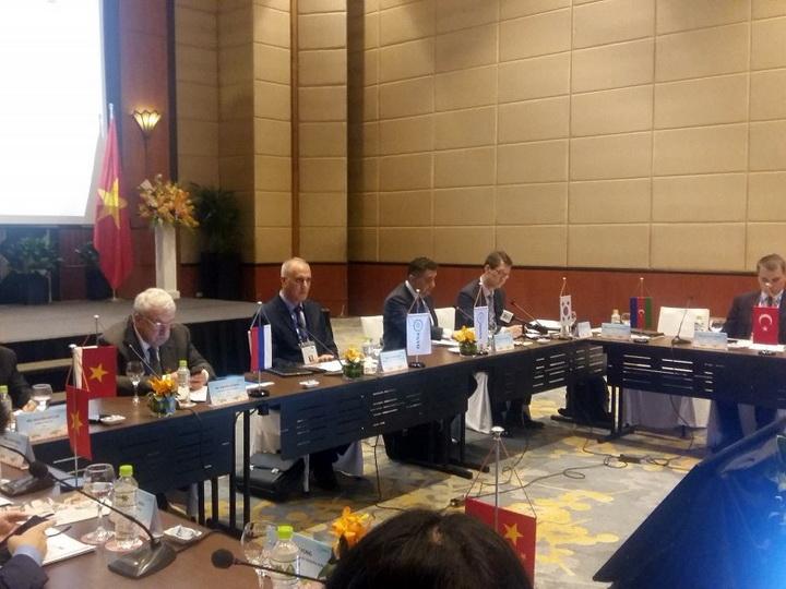 В Ханое завершилось 44-е заседание Исполнительного комитета OANA - ФОТО