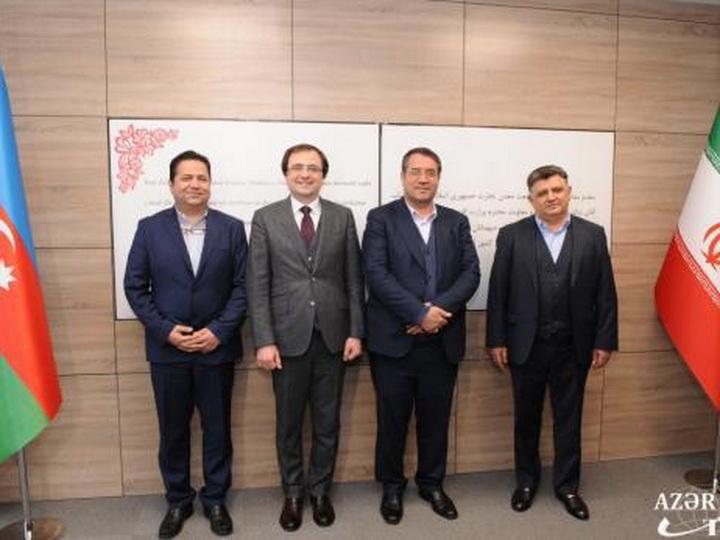 В Баку открылся Иранский торговый центр