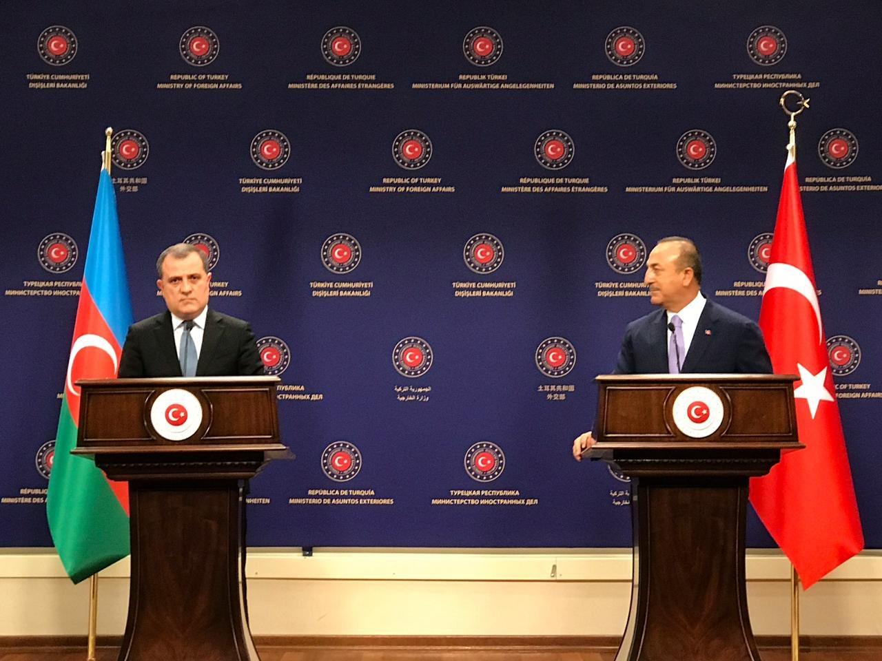Джейхун Байрамов: Позиция Азербайджана по нагорно-карабахскому конфликту неизменна - ВИДЕО