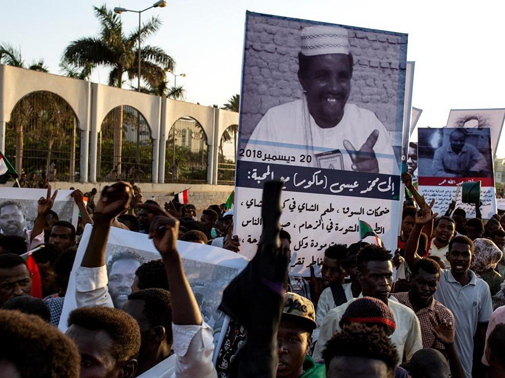 Саудовская Аравия и ОАЭ выделят Судану три миллиарда долларов