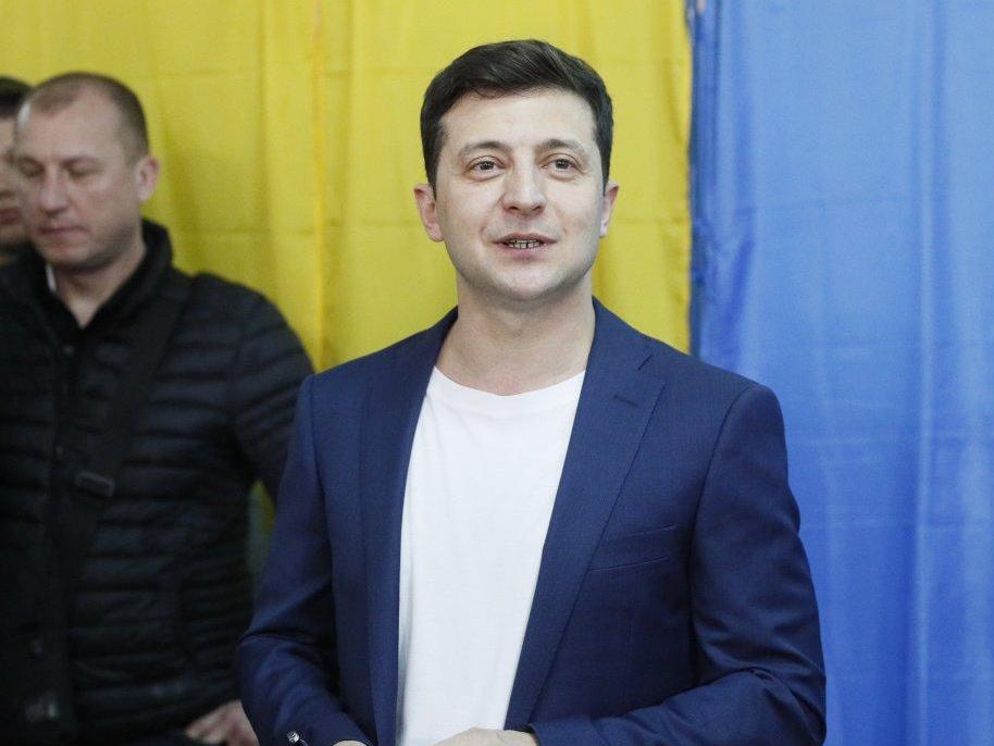 Зеленский набирает 73,09% голосов после обработки 80,78% протоколов - ФОТО - ВИДЕО - ОБНОВЛЕНО