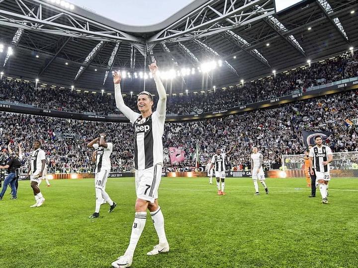 «Ювентус» в восьмой раз подряд стал чемпионом Италии по футболу - ВИДЕО