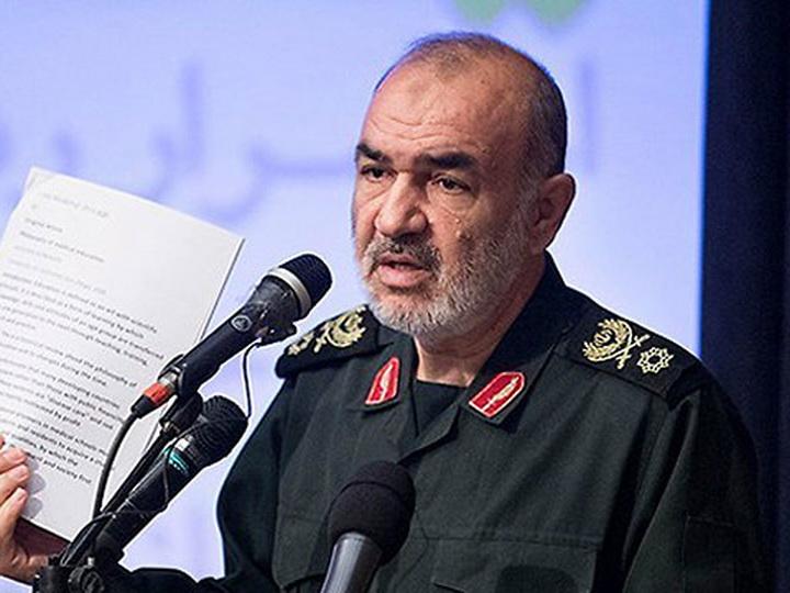 В Иране сменился командующий Корпусом стражей Исламской революции